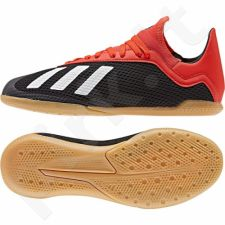 Futbolo bateliai Adidas  X 18.3 FG Jr BB9395