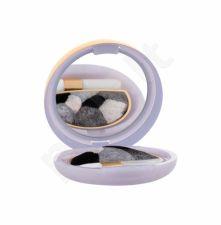 Collistar Double Effect, Wet & Dry, akių šešėliai moterims, 0,9g, (19 Smoky Eyes)