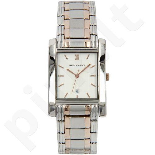 Vyriškas laikrodis Romanson TM0226 XJ WH