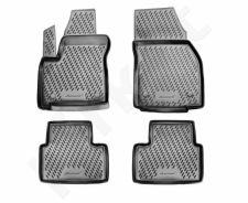 Guminiai kilimėliai 3D OPEL Meriva 2010-> 4 pcs. /L51019G /gray