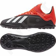 Futbolo bateliai Adidas  X 18.3 TF Jr BB9402