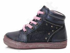 D.D. step tamsiai mėlyni batai 25-30 d. 040420am