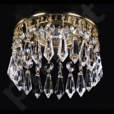Įmontuojamas šviestuvas krištolinis 224-spot-03 ArtGlass