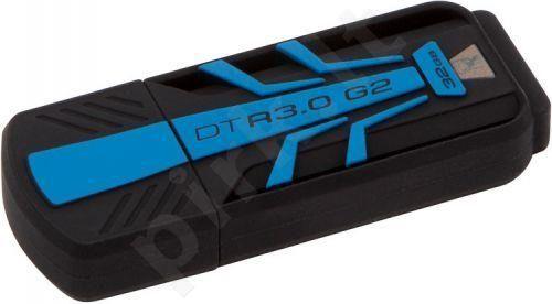 Atmintukas Kingston DTR30 32GB USB3, Sparta 120/45MBs
