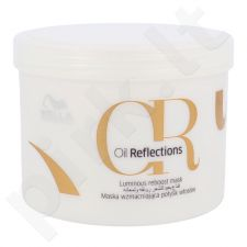 Wella Oil Reflections Luminous Reboost Mask,plaukų  švytėjimą sustiprinanti kaukė, kosmetika moterims, 500ml