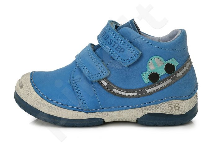 D.D. step Šviesiai mėlyni batai 19-24 d. 038239u