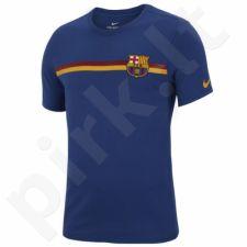Marškinėliai futbolui Nike FC Barcelona M 924136-455