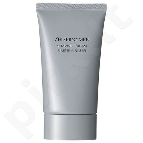 Shiseido MEN Shaving kremas, 100ml, kosmetika vyrams