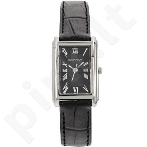 Universalus laikrodis Romanson TL0110 XW BK