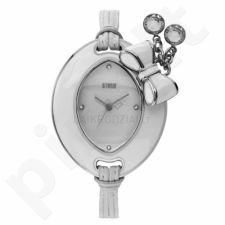 Moteriškas laikrodis STORM Bow Charm White