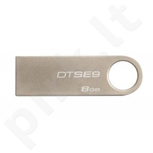 Atmintukas Kingston DTSE9 8GB, CO-LOGO