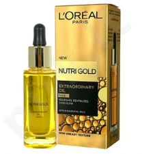 L´Oreal Paris Nutri Gold Extraordinary Oil, kosmetika moterims, 30ml