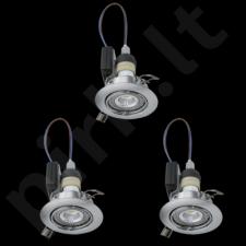 Įleidžiamas šviestuvas EGLO 94407 | PENETO