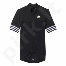 Marškinėliai rowerowa Adidas Adistar SS Jersey M S05513