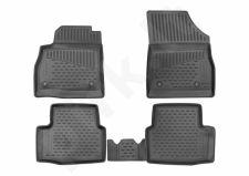 Kilimėliai 3D OPEL Astra K 2015->, 4 pcs. gray /L51031G
