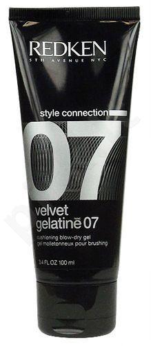 Redken Velvet Gelatine 07, plaukų želė moterims, 100ml