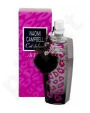 Naomi Campbell Cat Deluxe at Night, tualetinis vanduo moterims, 15ml