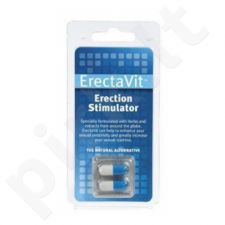 Erectavit 2 kaps. - erekcijos stimuliavimui