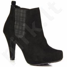 Marco Tozzi 25319-25  auliniai batai  pašiltinti