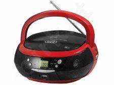 Magnetola su radija CD/mp3 USB TREVI 532(raudona)