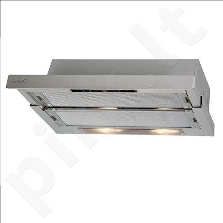 Cata TF-5260/C INOX Telescopic  cooker hood