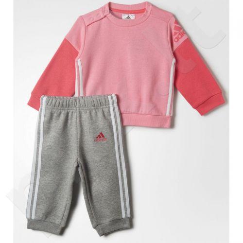 Sportinis kostiumas  Adidas Sports Crew Jogger Kids AY6038