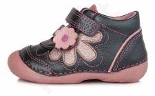 D.D. step juodi batai 20-24 d. 015181a