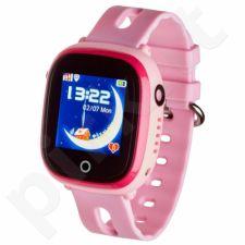 Vaikiškas laikrodis SKMEI DF31G PINK laikrodis vaikams