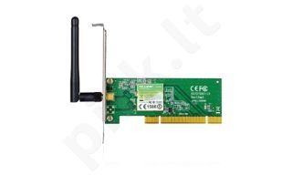 TP-Link TL-WN751ND Wireless PCI Network Adapter 802.11n/150Mbps