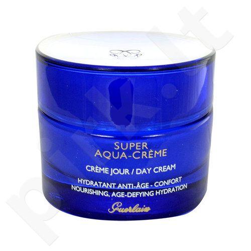 Guerlain Super Aqua-Créme dieninis kremas, kosmetika moterims, 50ml