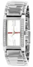 Laikrodis MISS SIXTY / Silver - White Dial - With Strass