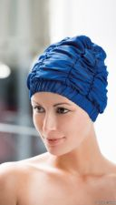 Kepuraitė dušo PE 3620 50 blue