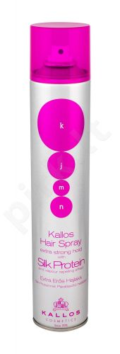 Kallos Cosmetics KJMN, Silk Protein, plaukų purškiklis moterims, 500ml
