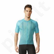 Marškinėliai rowerowa Adidas Adizero SS Jersey M AI2805