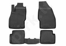 Kilimėliai 3D OPEL Corsa E 2014->, 4 pcs. gray /L51032G