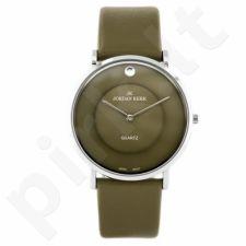Moteriškas laikrodis Jordan Kerr 8106G/IPS/GREEN