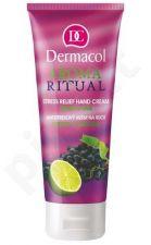 Dermacol Aroma Ritual rankų kremas Grape ir Lime, 100ml, kosmetika moterims