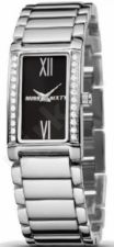Laikrodis MISS SIXTY / Silver - Black Dial - With Strass