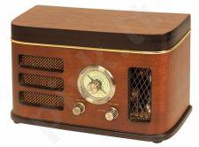 Retro radijo grotuvas Orava RR-23