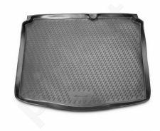 Guminis bagažinės kilimėlis CITROEN C4  hb 2004-2011 black /N08009