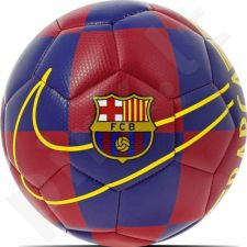 Futbolo kamuolys Nike FCB Prestige M  JR SC3669 455