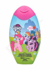 My Little Pony Shower Gel & Shampoo, 2in1, dušo želė vaikams, 300ml