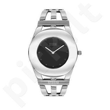 Moteriškas laikrodis STORM PERSEPHONE BLACK