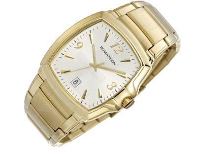 Romanson Classic TM0343MM1GAS1G vyriškas laikrodis