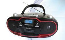 Magnetola CD/mp3 Roadstar RCR-4730U/RD