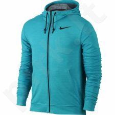 Bliuzonas  treniruotėms Nike Dri-FIT Training Fleece Full Zip Hoody M 742210-418