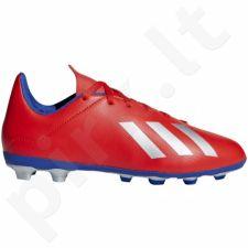 Futbolo bateliai Adidas  X 18.4 FxG Jr BB9379