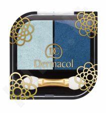 Dermacol Duo, akių šešėliai moterims, 5g, (04)