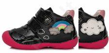 D.D. step juodi batai 20-24 d. 015182c