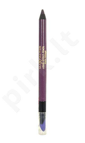 Max Factor akių pieštukas, kosmetika moterims, 1,7g, (10 Black Fire)
